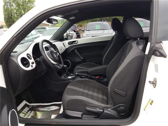 2013 Volkswagen Beetle 2.0 TDI Highline (Stk: 623569) in Cambridge - Image 12 of 21