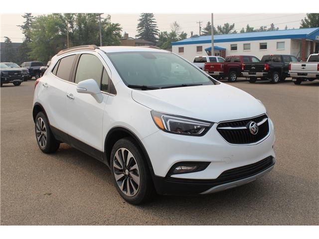 2018 Buick Encore Essence (Stk: 196630) in Brooks - Image 1 of 27