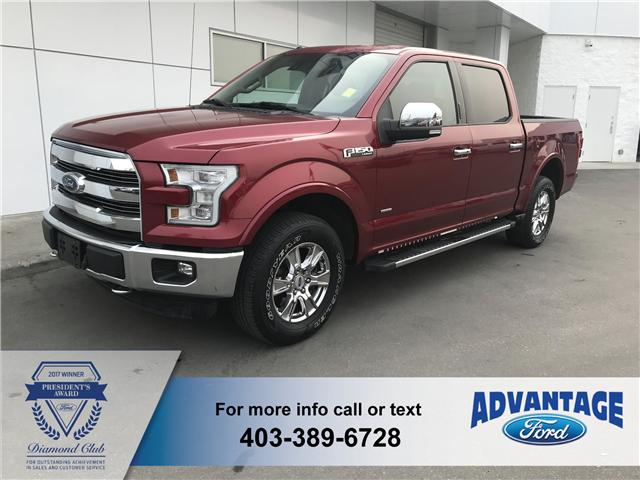 2015 Ford F-150 Lariat (Stk: T22553) in Calgary - Image 1 of 17