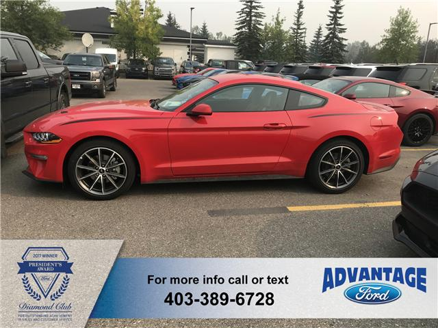 2019 Ford Mustang EcoBoost (Stk: K-054) in Calgary - Image 2 of 5