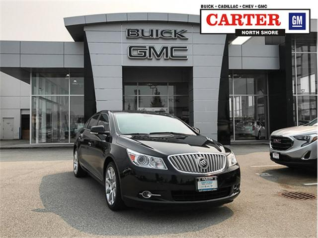 2011 Buick LaCrosse CXS (Stk: 8CN37601) in Vancouver - Image 1 of 28