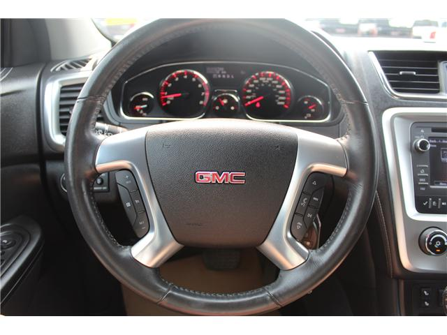 2014 GMC Acadia SLE2 (Stk: 114302) in Medicine Hat - Image 25 of 27