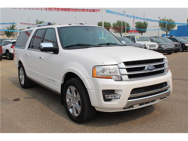 2017 Ford Expedition Max Platinum (Stk: 162609) in Medicine Hat - Image 1 of 29