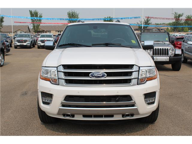 2017 Ford Expedition Max Platinum (Stk: 162609) in Medicine Hat - Image 2 of 29