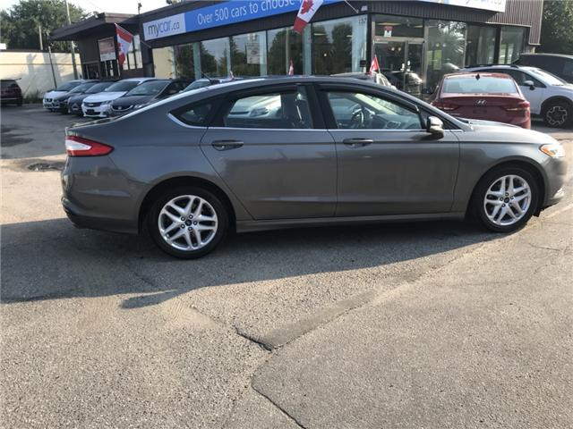 2014 Ford Fusion SE (Stk: 181155) in North Bay - Image 1 of 14