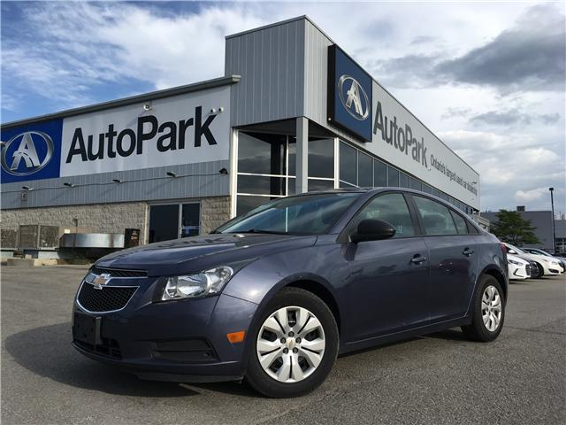 2014 Chevrolet Cruze 2LS (Stk: 14-22194) in Barrie - Image 1 of 22