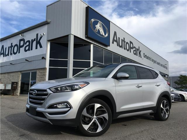 2017 Hyundai Tucson SE (Stk: 17-69656RJB) in Barrie - Image 1 of 26