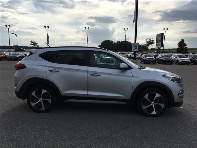 2017 Hyundai Tucson SE (Stk: 17-69656RJB) in Barrie - Image 4 of 26