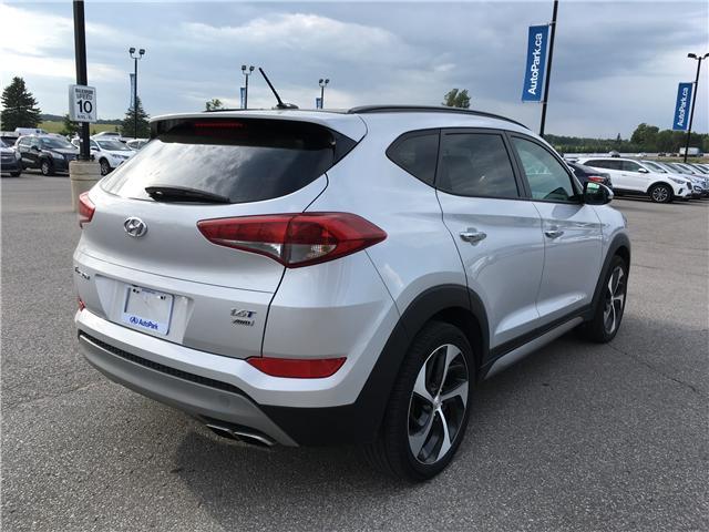2017 Hyundai Tucson SE (Stk: 17-69656RJB) in Barrie - Image 5 of 26