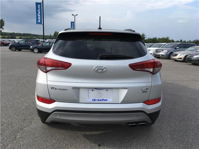 2017 Hyundai Tucson SE (Stk: 17-69656RJB) in Barrie - Image 6 of 26