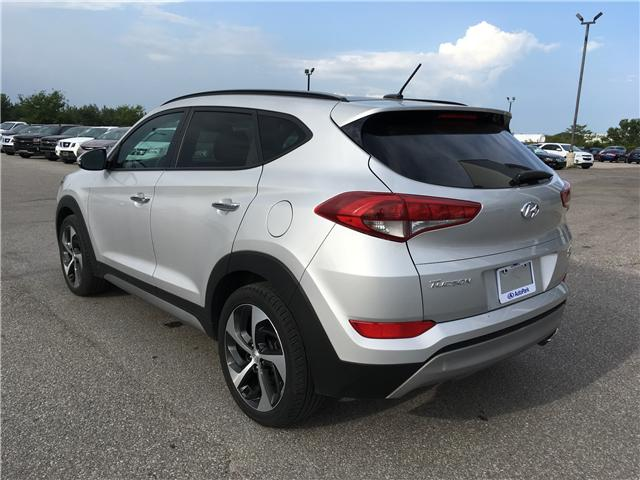 2017 Hyundai Tucson SE (Stk: 17-69656RJB) in Barrie - Image 7 of 26