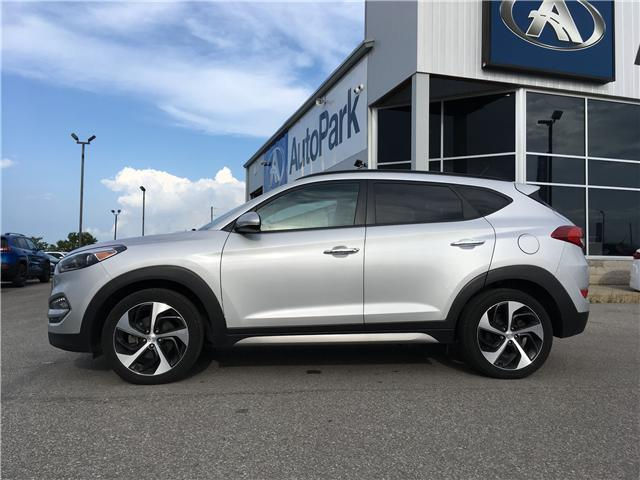 2017 Hyundai Tucson SE (Stk: 17-69656RJB) in Barrie - Image 8 of 26