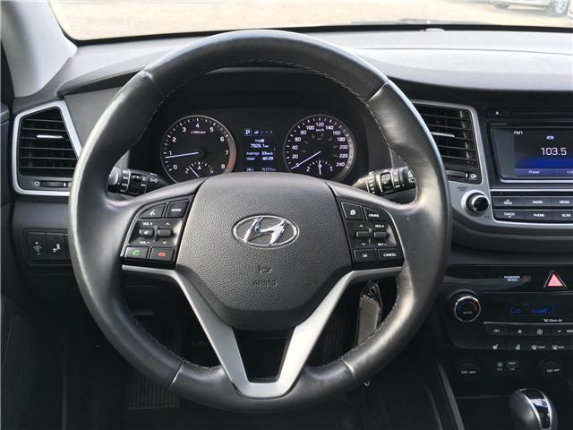 2017 Hyundai Tucson SE (Stk: 17-69656RJB) in Barrie - Image 16 of 26