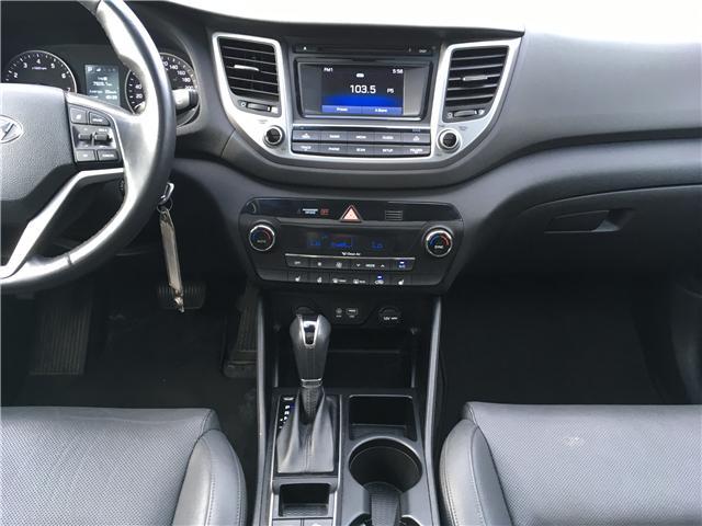2017 Hyundai Tucson SE (Stk: 17-69656RJB) in Barrie - Image 17 of 26