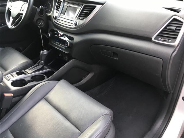 2017 Hyundai Tucson SE (Stk: 17-69656RJB) in Barrie - Image 22 of 26