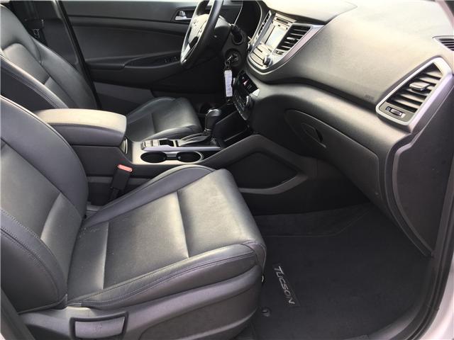 2017 Hyundai Tucson SE (Stk: 17-69656RJB) in Barrie - Image 23 of 26