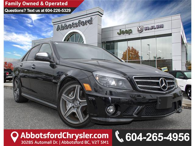 2009 Mercedes-Benz C-Class Base (Stk: J176172C) in Abbotsford - Image 1 of 26