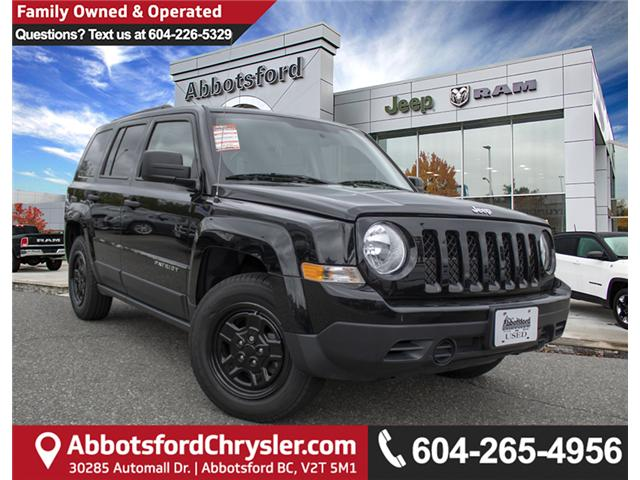 2016 Jeep Patriot Sport/North (Stk: AG0805) in Abbotsford - Image 1 of 23