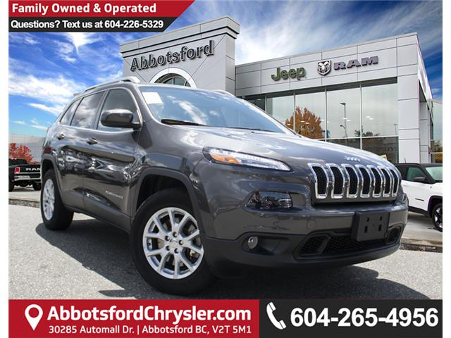 2015 Jeep Cherokee North (Stk: J863950A) in Abbotsford - Image 1 of 25