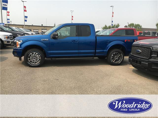 2018 Ford F-150 XLT (Stk: J-2281) in Calgary - Image 2 of 5