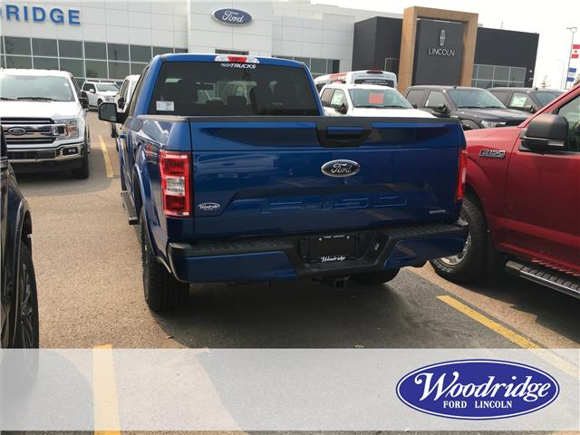 2018 Ford F-150 XLT (Stk: J-2281) in Calgary - Image 3 of 5