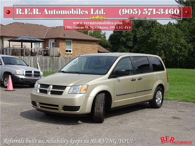 2010 Dodge Grand Caravan SE (Stk: ) in Oshawa - Image 1 of 15