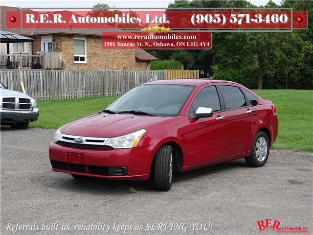2010 Ford Focus SE (Stk: ) in Oshawa - Image 1 of 10