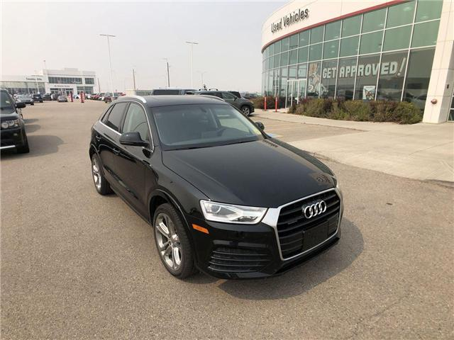 2018 Audi Q3 2.0T Progressiv (Stk: 284184) in Calgary - Image 2 of 16