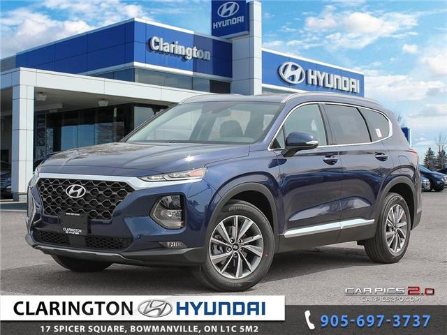 2019 Hyundai Santa Fe Preferred 2.0 (Stk: 18560) in Clarington - Image 1 of 27
