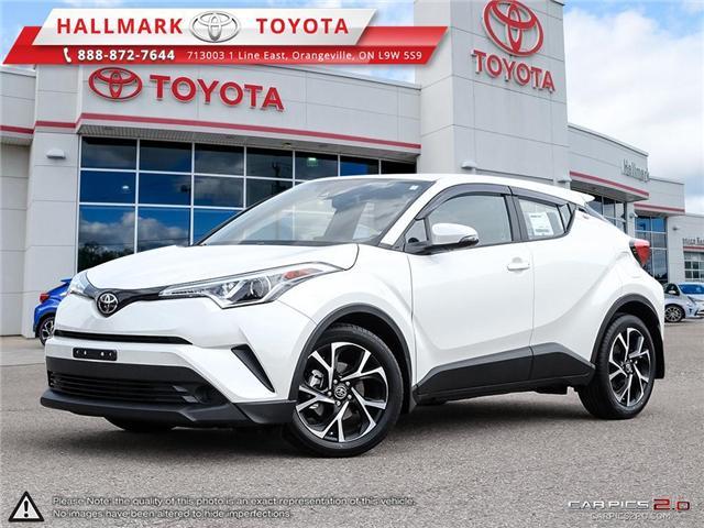 2018 Toyota C-HR XLE (Stk: H18616) in Orangeville - Image 1 of 27