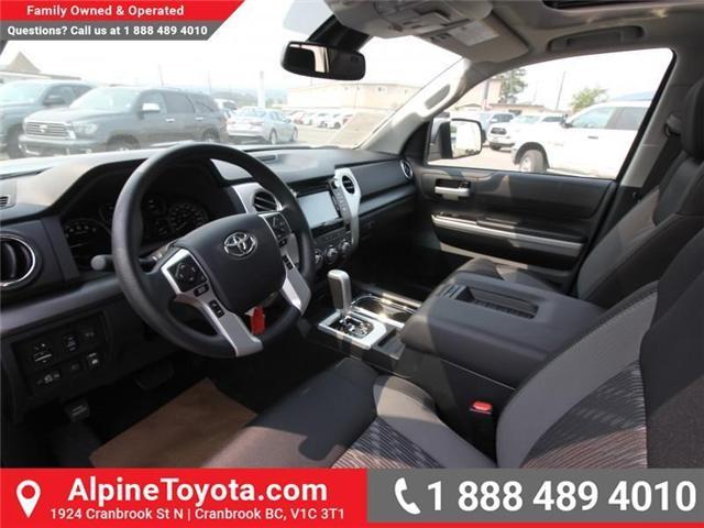 2018 Toyota Tundra SR5 Plus 5.7L V8 (Stk: X759084) in Cranbrook - Image 8 of 16
