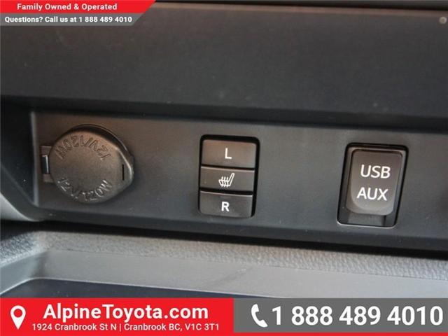 2018 Toyota Tundra SR5 Plus 5.7L V8 (Stk: X759084) in Cranbrook - Image 13 of 16
