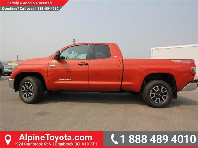2018 Toyota Tundra  (Stk: X759357) in Cranbrook - Image 2 of 15