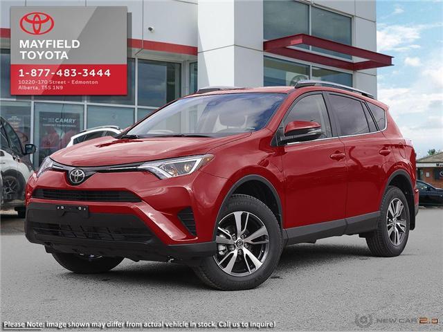 2018 Toyota RAV4 LE (Stk: 1802012) in Edmonton - Image 1 of 23