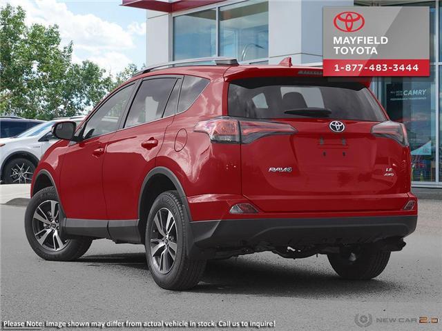 2018 Toyota RAV4 LE (Stk: 1802012) in Edmonton - Image 4 of 23