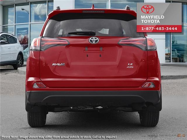 2018 Toyota RAV4 LE (Stk: 1802012) in Edmonton - Image 5 of 23