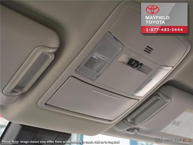 2018 Toyota RAV4 LE (Stk: 1802012) in Edmonton - Image 20 of 23