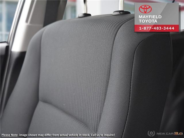 2018 Toyota RAV4 LE (Stk: 1802012) in Edmonton - Image 21 of 23