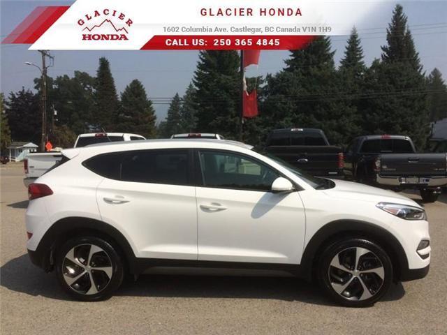 2016 Hyundai Tucson Premium 1.6 (Stk: V-5712-A) in Castlegar - Image 1 of 24