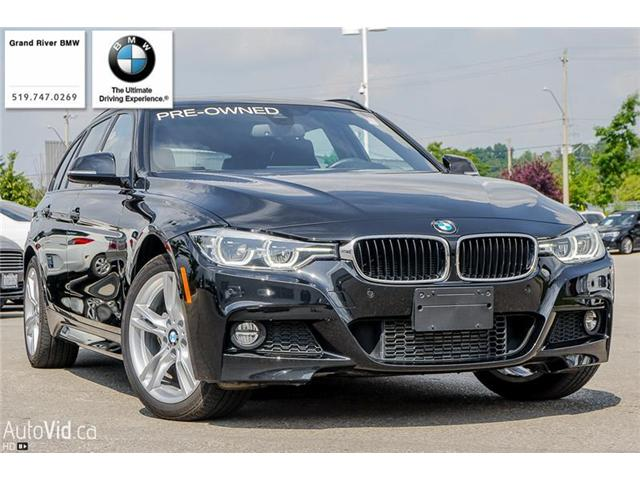 2018 BMW 328d xDrive Touring (Stk: PW4457) in Kitchener - Image 1 of 22