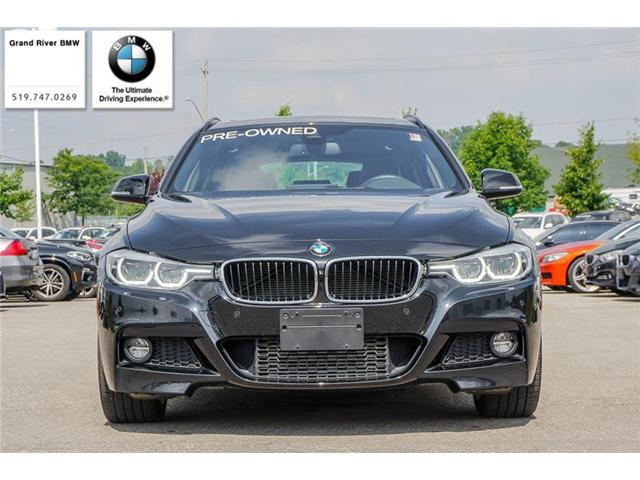 2018 BMW 328d xDrive Touring (Stk: PW4457) in Kitchener - Image 2 of 22