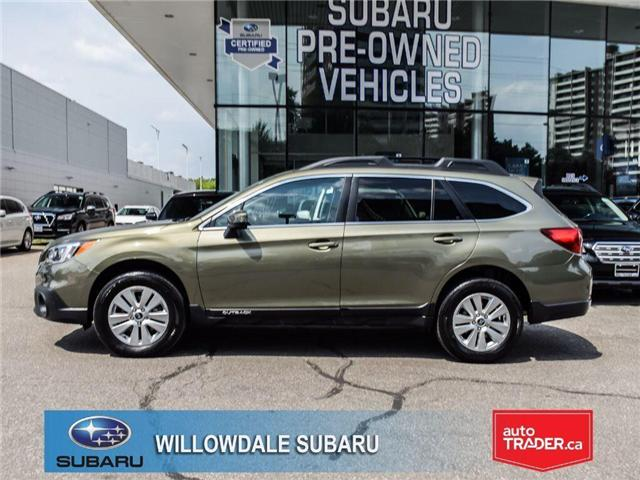 2016 Subaru Outback 2.5i Touring | POWER LIFTGATE | ONE OWNER (Stk: P2514) in Toronto - Image 2 of 20