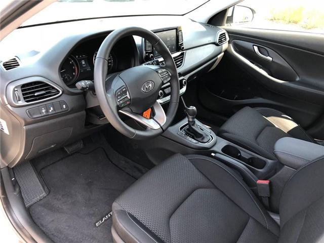 2018 Hyundai Elantra GT  (Stk: 0641A) in Nepean - Image 10 of 22