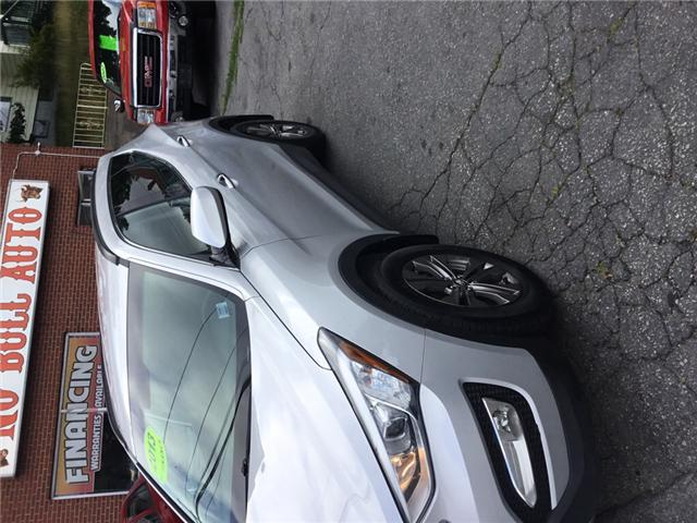 2013 Hyundai Santa Fe Sport 2.4 Base (Stk: ) in Dartmouth - Image 1 of 12