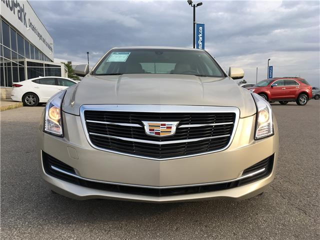 2015 Cadillac ATS 2.0L Turbo (Stk: 15-36764JB) in Barrie - Image 2 of 24