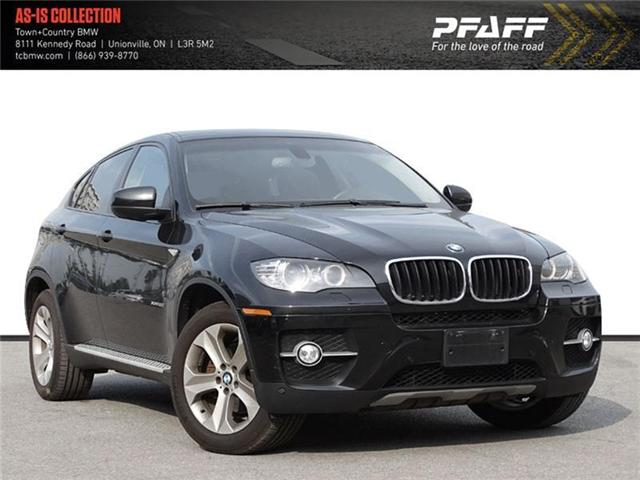 2011 BMW X6 xDrive35i (Stk: D11202A) in Markham - Image 1 of 12