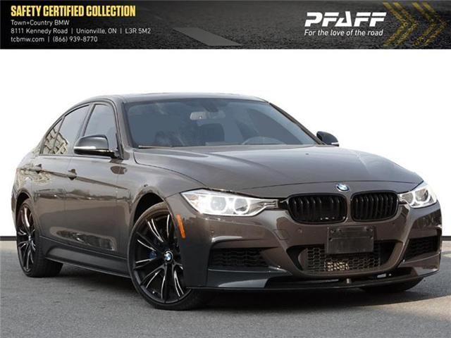 2015 BMW 335i xDrive (Stk: D11253) in Markham - Image 1 of 18