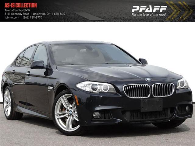 2012 BMW 535i xDrive (Stk: D11259A) in Markham - Image 1 of 22