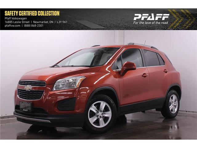 2015 Chevrolet Trax 1LT (Stk: V3324A) in Newmarket - Image 1 of 17