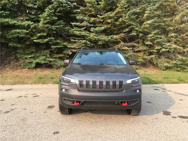 2019 Jeep Cherokee Trailhawk (Stk: T19-21) in Nipawin - Image 2 of 12